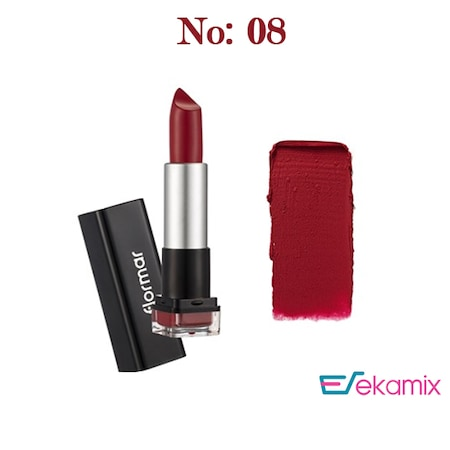 Flormar Hd Weightless Matte Ruj 08 Red Velvet 4 Gr N11com