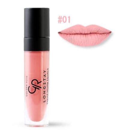 Golden Rose Longstay Liquid Matte Lipstick Kalıcı Ruj 01 N11com