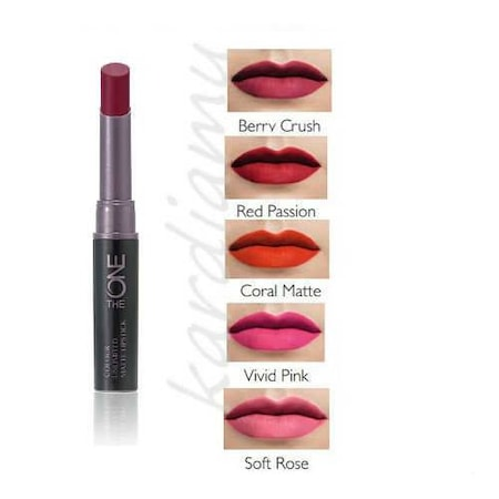 Oriflame The One Colour Unlimited Mat Ruj Coral Matte N11com
