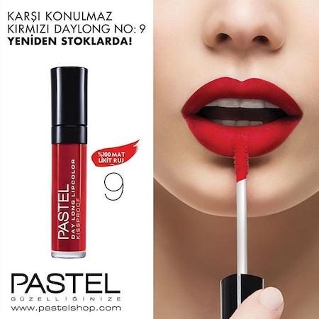 Pastel Daylong Lipcolor Kissproof Likit Mat Ruj 9 N11com