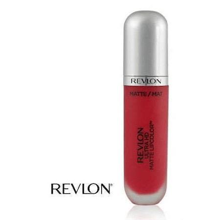 Revlon Ultra Hd Mat Likit Ruj 635 Hd Passion N11com