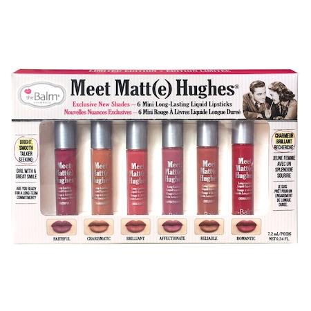 Meet, matt (e) Hughes Likit, ruj - Charming Meet, matte, hughes LKT MAT, rUJ, sncere Meet, matt (e) Hughes Likit, ruj / Commited Rengi