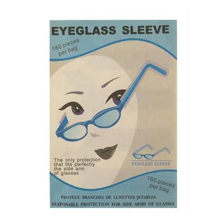 Eyeglass Sleeve Gözlük Sapı Koruyucu 160 Adet