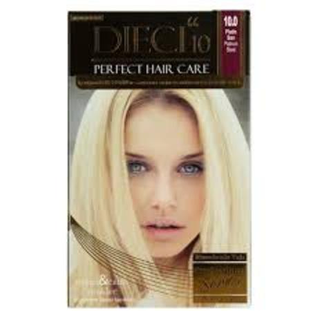 Dıecı10 100 Platin Sarı Saç Boyası 50 Ml N11com