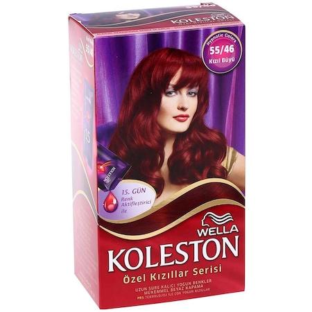 Koleston Kızıl Saç Boyası çeşitleri Fiyatları N11com
