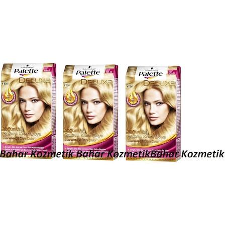 Palette Deluxe 105 Dore Sarı Saç Boyası 3 Adet N11com