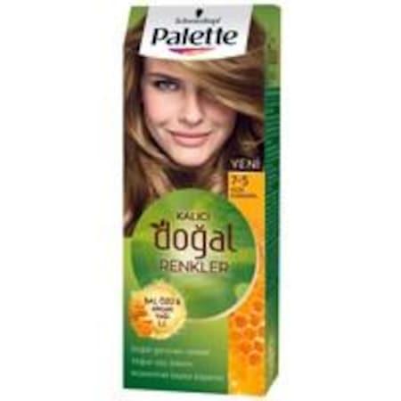 Palette Natural 75 Açık Karamel Saç Boyası N11com