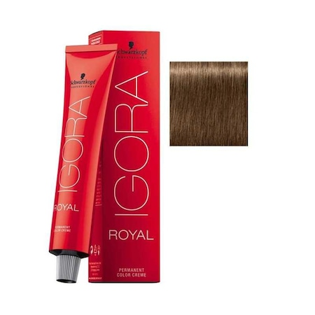 Canlı ve Renkli Saçlar İçin Igora Saç Boyası