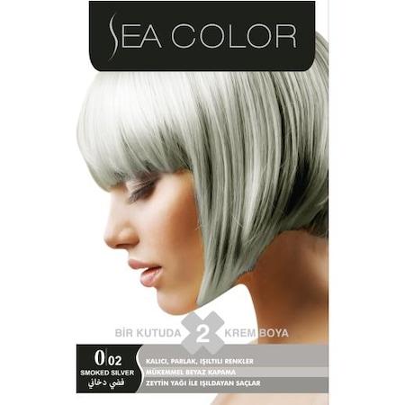 Sea Color 2 Li Sac Boyasi 0 02 Gumus Gri Fiyatlari Ve Ozellikleri