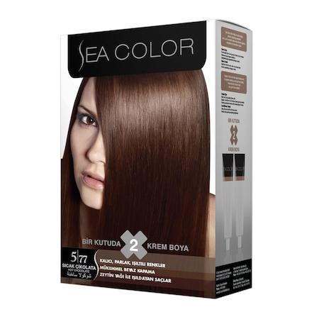 Sea Color Sac Boyasi Sicak Cikolata 5 77 Fiyatlari Ve Ozellikleri