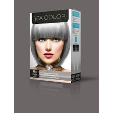 Sea Color Sac Boyasi 0 01 Fume Gri Silver 50 50 Ml Krem Boya