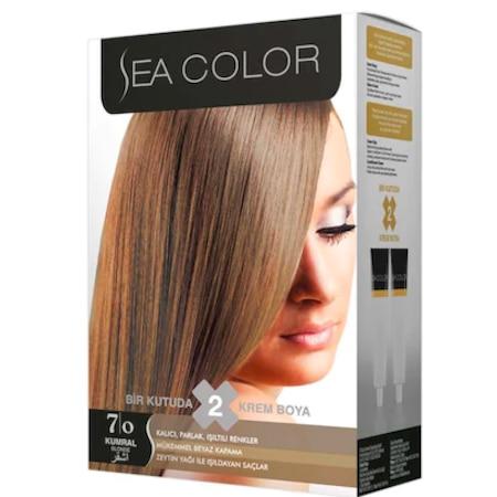 Sea Color Sac Boyasi Kumral 7 0 Fiyatlari Ve Ozellikleri