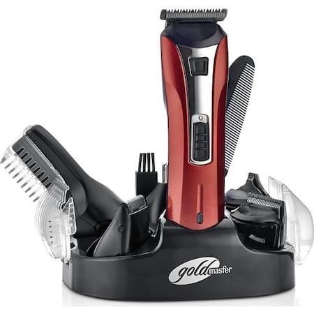 Stil Sahibi Erkeklerin Tercihi Goldmaster Tıraş Makinesi