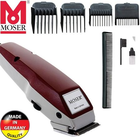Moser 1400 Sac Sakal Kesme Makinesi Profesyonel Tiras Makinesi