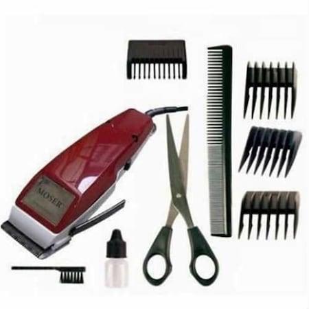 Üstün Teknolojiye Sahip Moser Saç ve Sakal Kesme Makineleri
