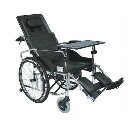 Yaşamı Kolaylaştıran Manuel Tekerlekli sandalyeler