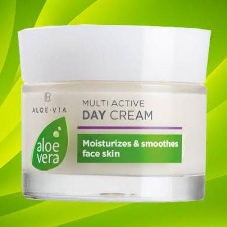 Aloe vera multi active day cream