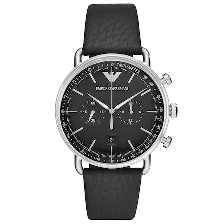 Emporio Armani Saat Kalitesi ile Zamana Kazınıyor