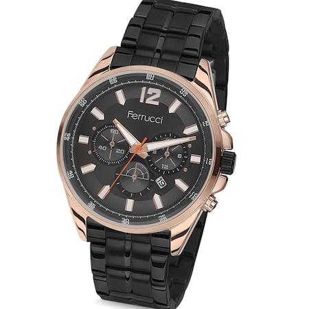 Farklı Renkleri ile Ferrucci Saat