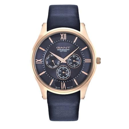 Yuvarlak Kadran Şekli İle Gant Saat Modelleri