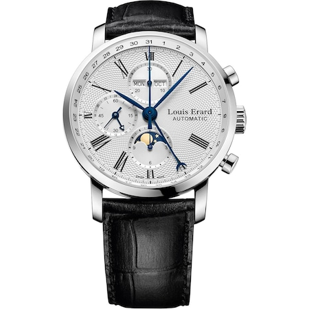 Louis Erard Saat ile Bir Saatten Daha Fazlası