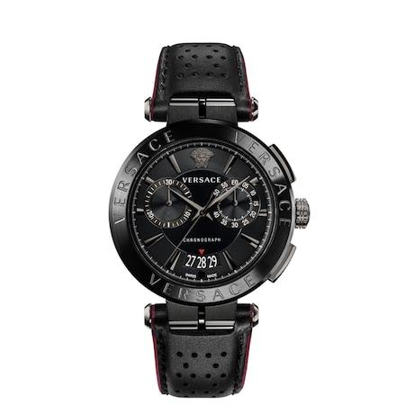 Versace Saat Zamandan Daha Kalıcı