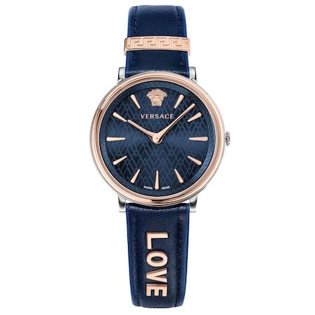 Versace Saat ile Kendinizi Zamanın Büyüsüne Kaptırın