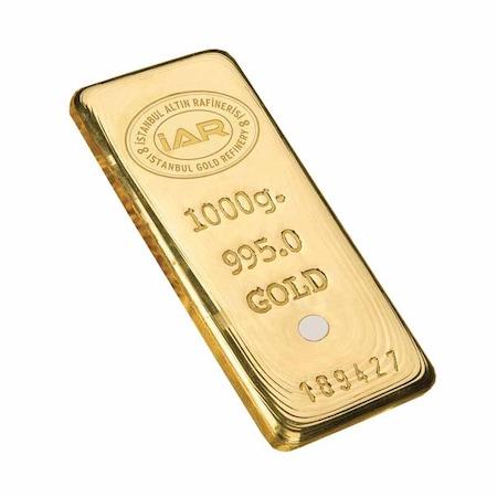 Külçe Altın Nedir?