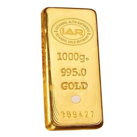 Külçe Altının Gram Fiyatları