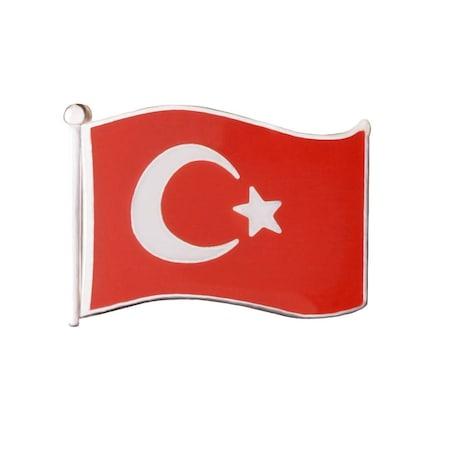 Dalgalanan Türk Bayrağı Resmi Gauranialmightywindinfo