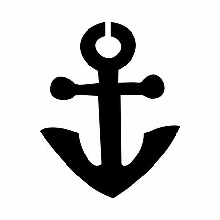 Deniz çapası Tattoo Dövme şablonu Model 5 N11com