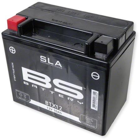 Vespa Gts 300 Akü Sla Jel Akü Bs Battery Btx12 Ytx12