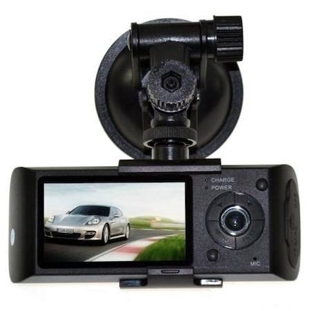 Geniş Seçeneklere Sahip Araç İçi Kamera