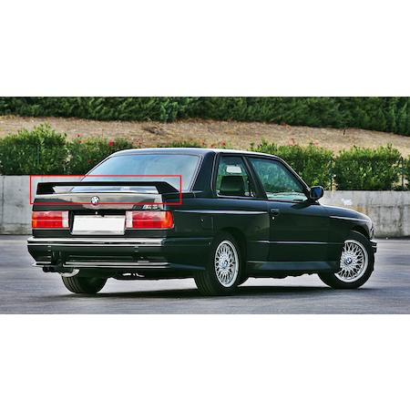 Bmw E30 M3 >> Bmw E30 M3 Spoyler N11 Com