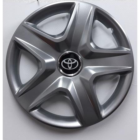 Toyota Auris 16 Inch Kirilmaz Esnek Jant Kapagi Takimi