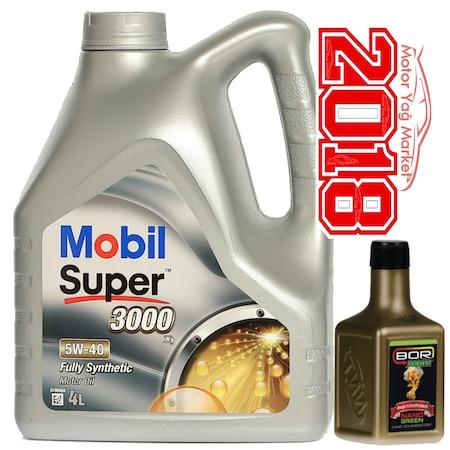 Motor yağı Mobile Super 3000 5W40: yorumlar, özellikleri ve özellikleri
