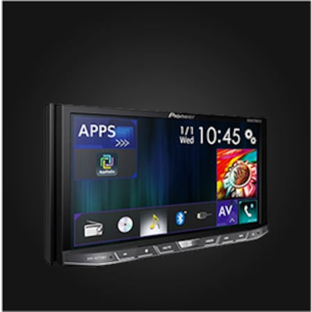 pioneer avh x8700bt navigasyon hdm double dvd usb oto. Black Bedroom Furniture Sets. Home Design Ideas