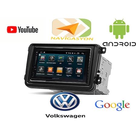 Volkswagen Jetta Oto Ses Ve Goruntu Sistemleri Navigasyon