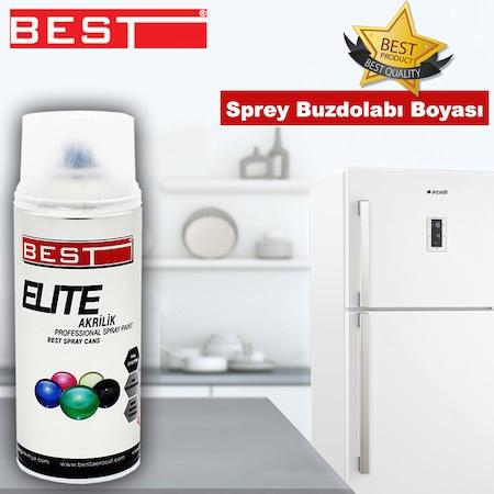 Best Elite Efekt Beyaz Eşya Boyası Buzdolabı Beyazı N11com