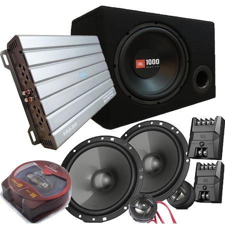 JBL Oto Ses Sistemleri ile Yol Motivasyonunuzu Artırın