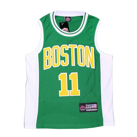 c5870465f27 Boston Celtics Kyrie Irving Forma Yeşil - n11.com
