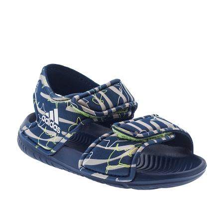 adidas Altaswim Bebek Lacivert Sandalet (F34791)