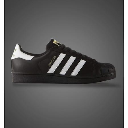 3fc7d8b980a Adidas B27140 Superstar Foundatıon Günlük Spor Ayakkabı - n11.com
