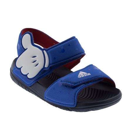 buy online 26f4a 1df56 adidas Disney Mickey Mouse AltaSwim Bebek Mavi Sandalet (CQ0107)