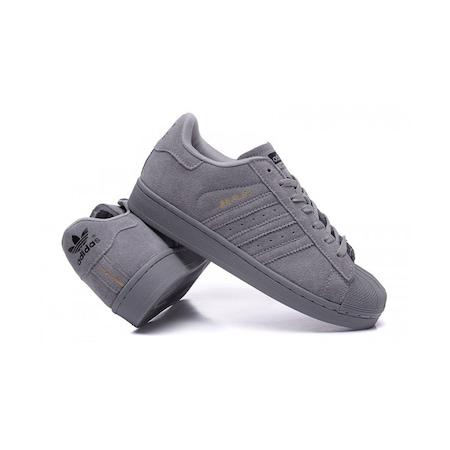 adidas superstar gris precio