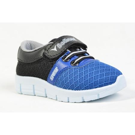 Bolimex Cırtlı Yazlık Fileli Günlük Erkek Çocuk Spor Ayakkabı