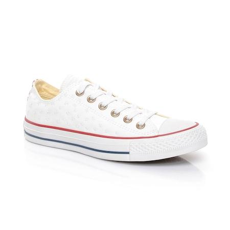 Chuck Taylor All Star Kadın Beyaz Sneaker