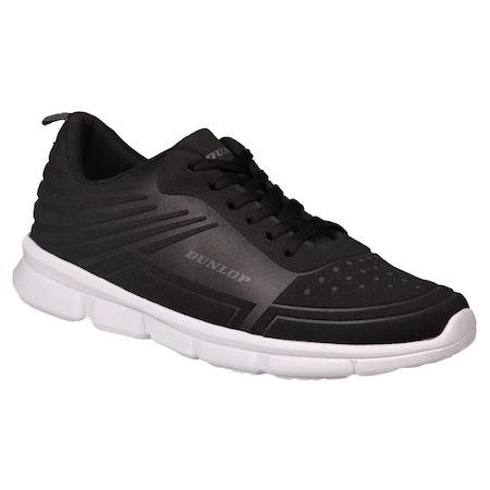 Dunlop 7220607M Erkek - Kadın Spor Ayakkabı 5 Renk Siyah-Beyaz