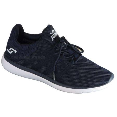 jump 17662 Rahat Lacivert Erkek Spor Ayakkabı (40-45)