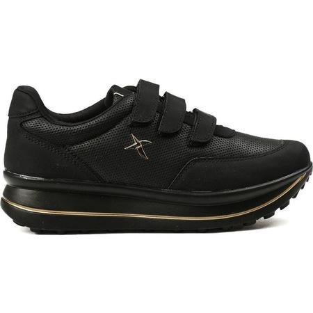 Kinetix 100244338 Siyah Kadın Spor Ayakkabı